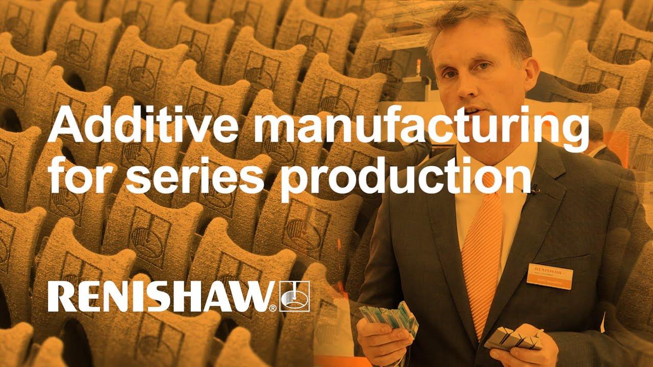 Additive manufacturing for series production