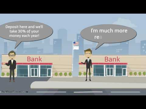 Negative Interest Rates (Negative Interest Rate Policy or NIRP Implications) Explained in One Minute