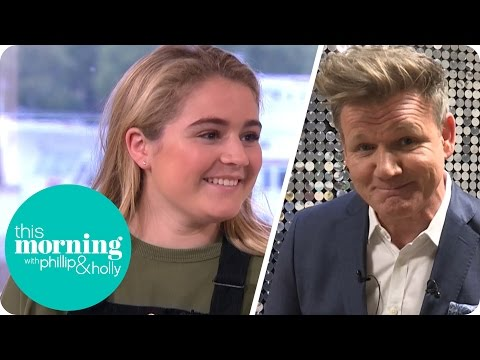 Gordon Ramsay Critiques His Own Daughter's Cooking! | This Morning