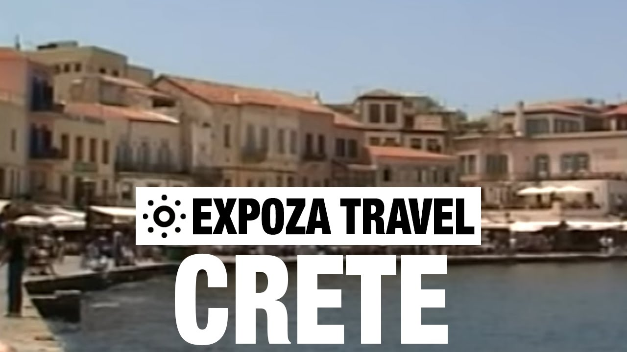 Crete Vacation Travel Video Guide • Great Destinations