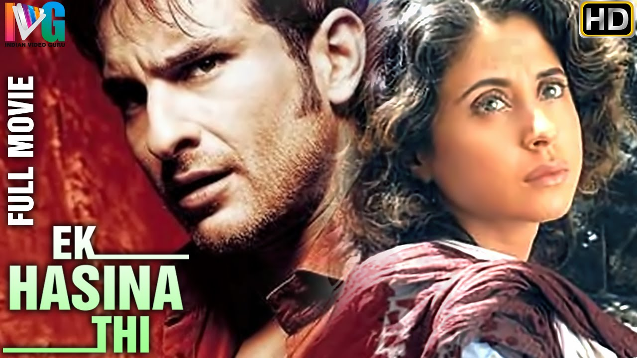 Ek Hasina Thi Telugu Full Movie | Saif Ali Khan | Urmila Matondkar | RGV | Indian Video Guru - YouTube