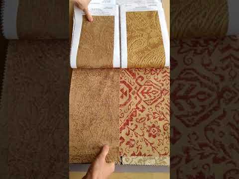 Купить ткань для мебели и штор с рисунком