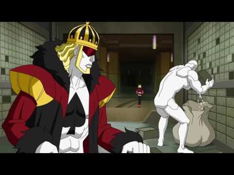 Justice league DOOM (2012) Trailer