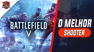 🔫 BATTLEFIELD V Open Beta - Impressões do Canal | Best Quality