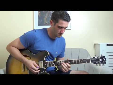 Cream Strange Brew Guitar Lesson Bite Sized Blues mp3