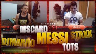 MESSI TOTS DISCARD CHALLENGE | sTaXx vs DjMaRiiO | FIFA 15