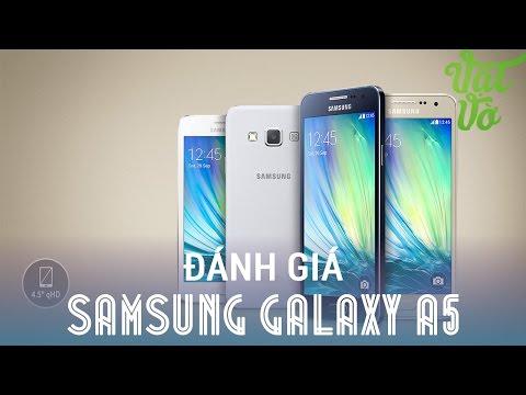 [Review dạo] Đánh giá chi tiết Samsung Galaxy A3 - ngoài thiết kế thì còn gì khác?