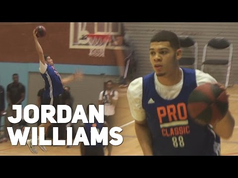 Jordan Williams (
