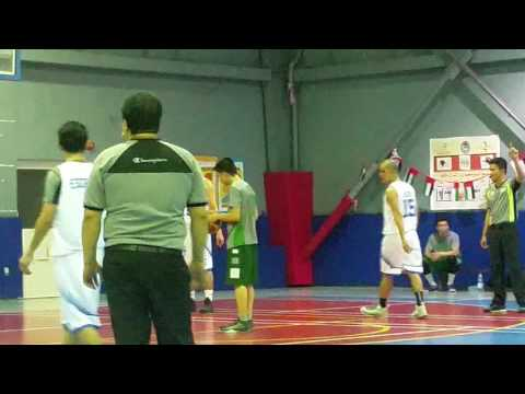 CBL DUBAI 2016 Conference Championship American Hospital vs NextCare ( 4th quarter )