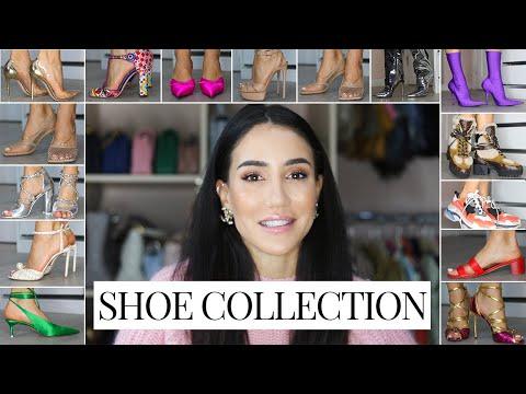 My Designer Shoe Collection | Chanel, Gucci, Dior, Balenciaga And More | Tamara Kalinic