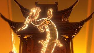 Kung Fu Panda 3 - Po vs Kai (2/3) Thumb