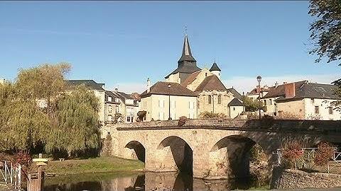 Itinéraire Bis en Limousin : La Celle Dunoise (23)