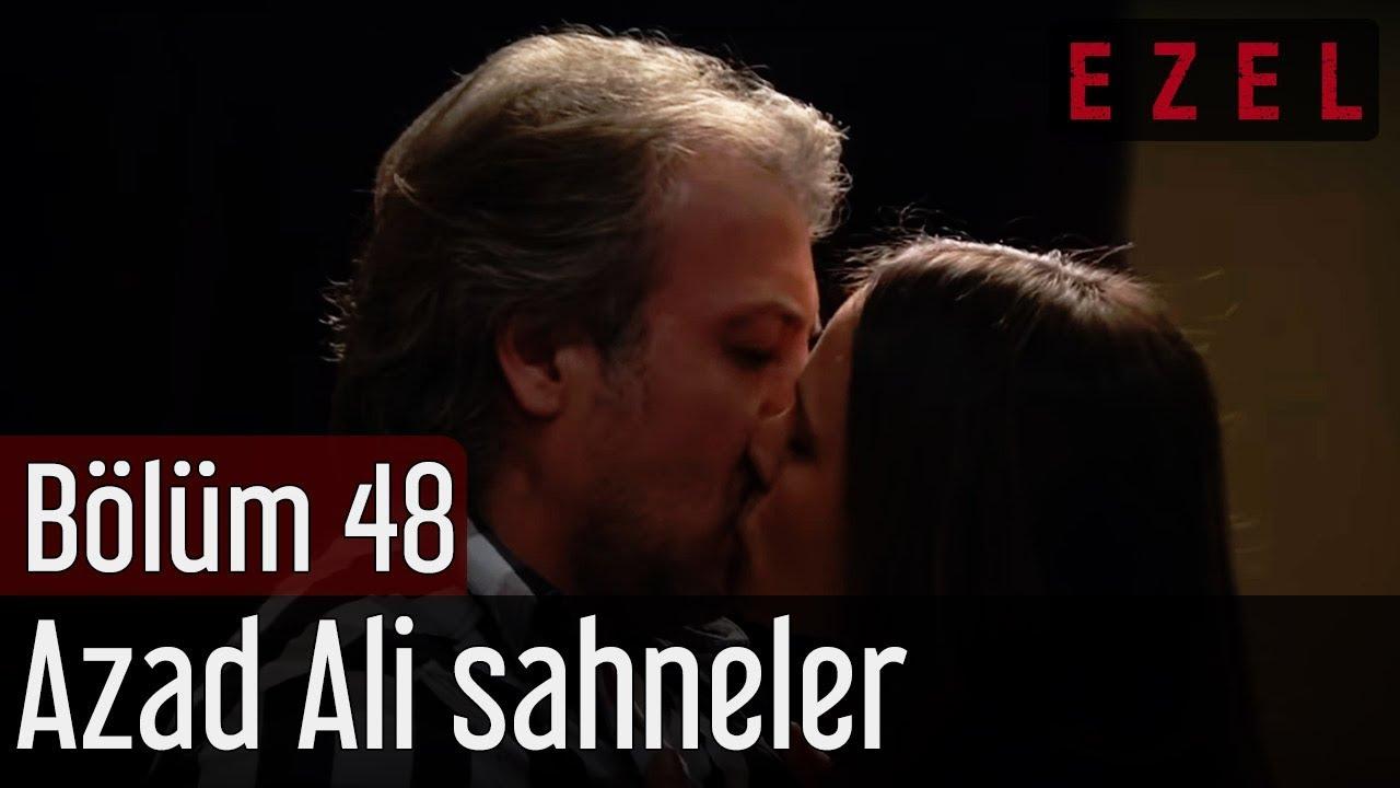 Ezel 48.Bölüm Azad Ali Sahneler