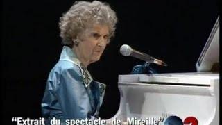 90 ans Mireille
