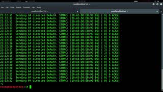 Capture and Crack WPA Handshake using Aircrack - Hacking WiFi with Kali Linux