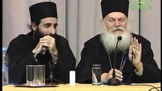 Встреча с мирянами архимандрита Ефрема. Часть 1