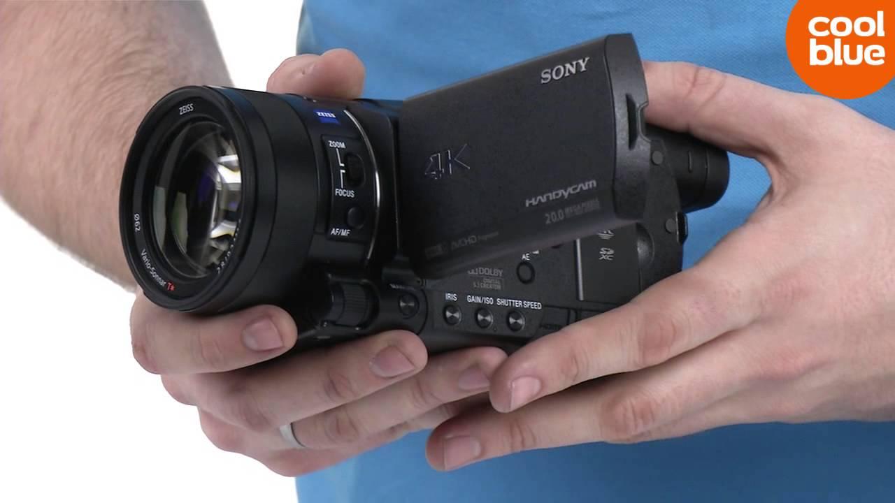 Sony FDR-AX100E Camcorder Windows 8 X64 Treiber