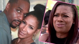Sheree Whitfield CAUGHT With Her Prison Bae Tyrone | Block Throws Kandi Under The Bus!