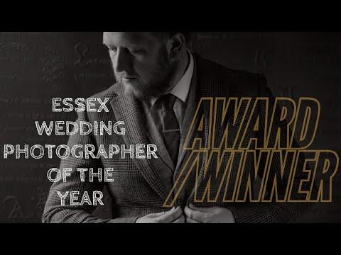 Gavin Conlan wins Essex Wedding Photographer of the Year 2017-2018