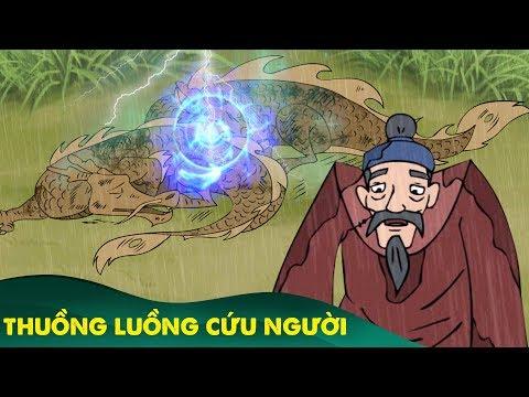 THUỒNG LUỒNG CỨU NGƯỜI ► Chuyen Co Tich | Truyện Cổ Tích Việt Nam | Phim Hoạt Hình Hay Nhất 2019
