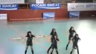ROMUSHA 2012 : Pocari Sweat Dance Competition