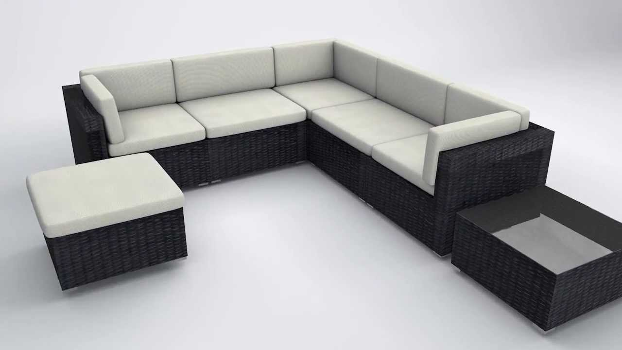Whitestores London Corner Sofa Set Youtube