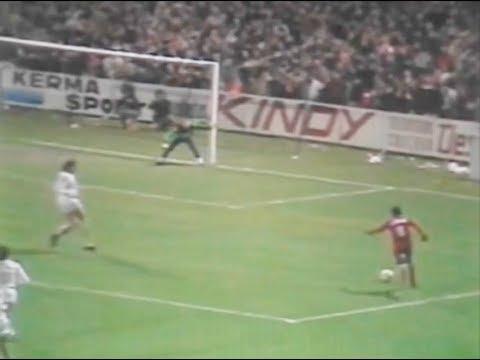 Un jour, un but : Michel Goba contre Metz - Cdf 1983