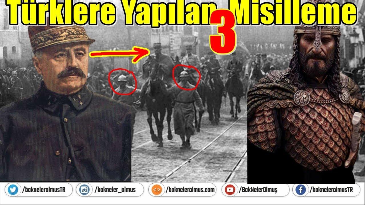 Türklerin Asla Unutmaması Gereken  3 Tarihi Olay
