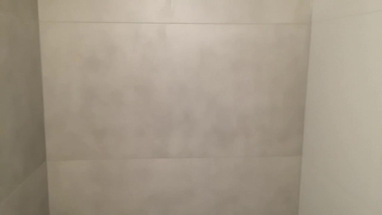 łazienka Duże Płytki 60120 Gres Bathroom Tile