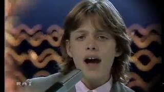 Luis Miguel en Italiano 1984- Non mi devi trattar così