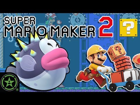 THERE'S A CAR?! - Super Mario Maker 2 - Live Gameplay