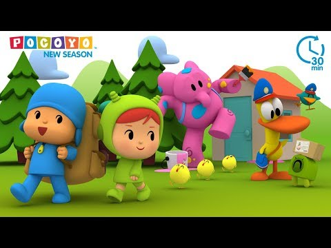 Pocoyo - Pocoyo & Pato Best Friends | NEW SEASON! [30 minutes]