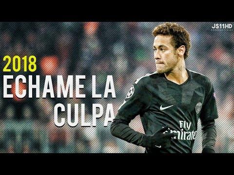 Neymar Jr ● Échame La Culpa ● Invincible Skills & Goals Show 2017/18 |HD|