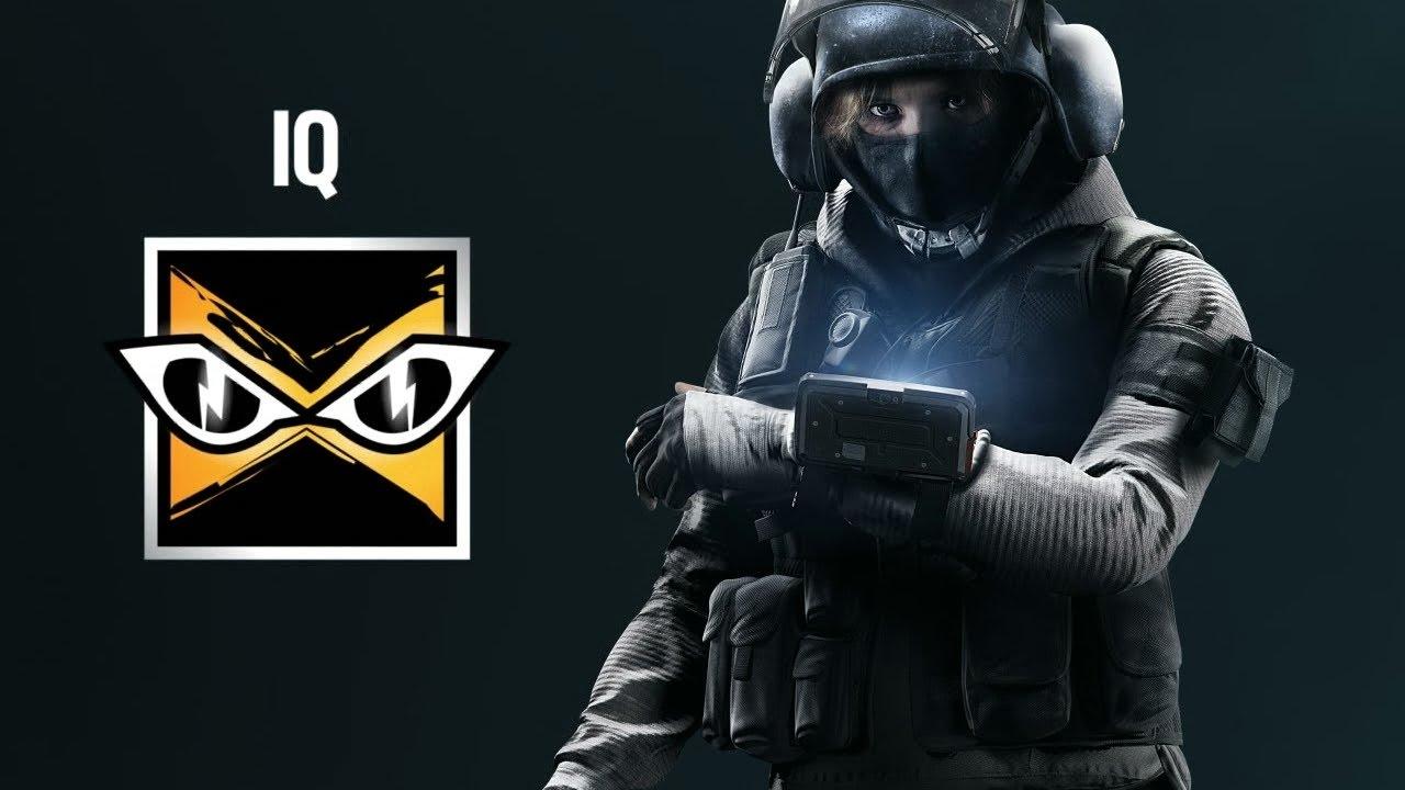 Rainbow 6 Siege Operator reviews: IQ - YouTube