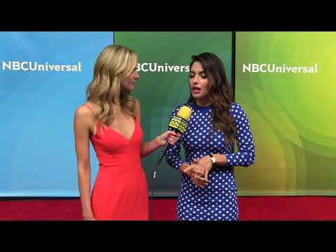 Sarah Shahi in Reverie at NBC Summer Press Day