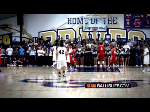 Isaac Hamilton Has Mad Game; #1 Shootin Guard On The West Coast?