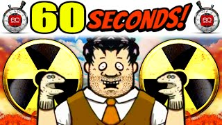 60 Seconds: Apocalypse - HOW TO SURVIVE THE NUCLEAR APOCALYPSE