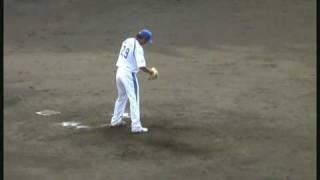 埼玉西武ライオンズ・三井浩二投手の投球フォーム