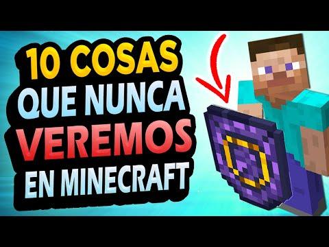 ✅ 10 Cosas que NUNCA Añadirán a Minecraft!!! #9