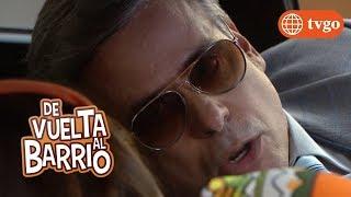 ¡Cristina tiene una charla acalorada con Luis Felipe Sandoval! - De Vuelta al Barrio 23/05/2018