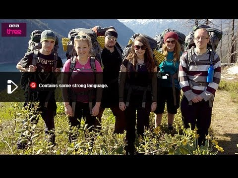 Thumbnail: Extreme OCD Camp Episode 1 BBC documentary 2013 journey to the American wilderness