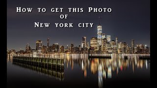 How to Get the BEST New York City Skyline Photo