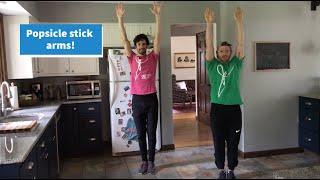 Episode 4, Broadway Act 1 - Kitchen Floor Dance Class