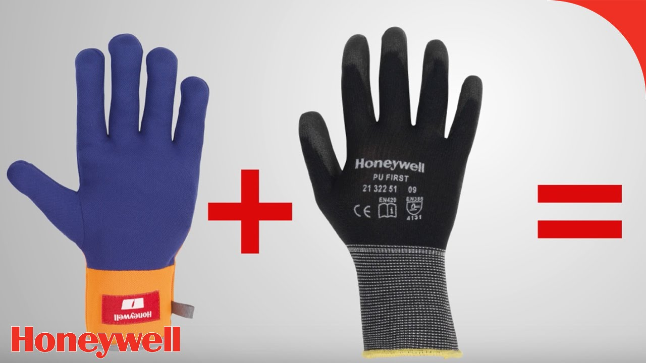 Picguard Urban Gloves   Honeywell