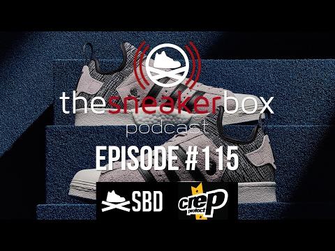 The Sneaker Box: Episode 115 - Bape X Neighborhood X Adidas Superstar Boost