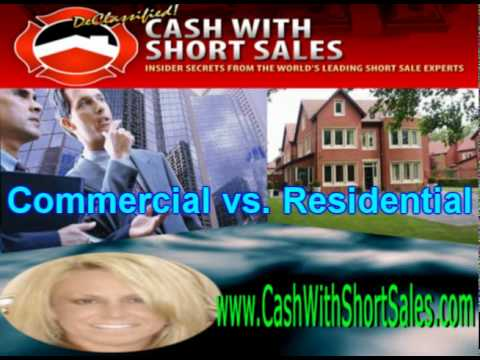 Short Sale Training Call with Expert on Commercial Real Estate Karen Hanover