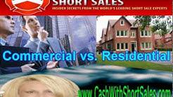 Short Sale Training Call with Expert on Commercial Real Estate Karen Hanover