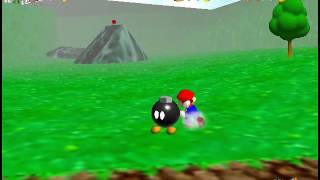 Super Mario 64 - RetroGameNinja Plays: Super Mario 64 - User video