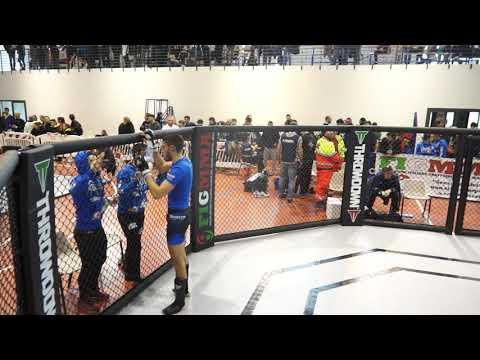 MMA - ITALIA OPEN - ASSOLUTO 70KG - TORNESE VS GALEOTTI