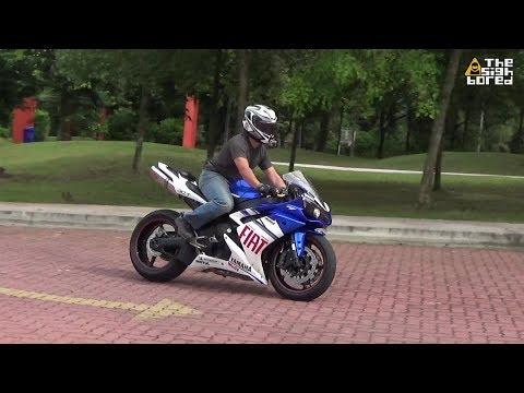 Yamaha R1 Yoshimura Exhaust